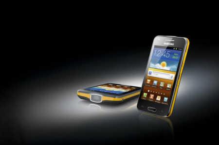 Samsung Galaxy Beam.