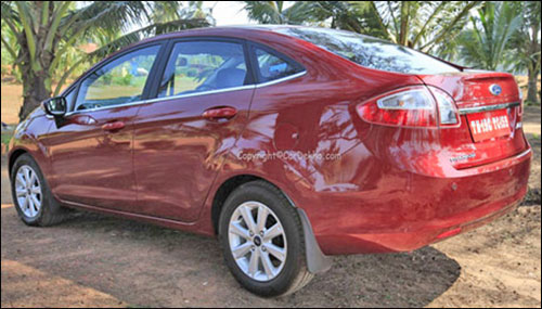 The Rs 8.99 lakh Ford Fiesta Automatic launched