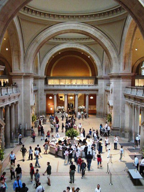 Metropolitan Museum of Art.