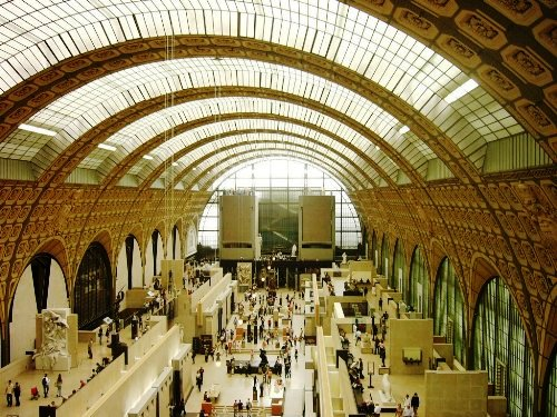 Musee d' Orsay.