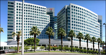 Adobe headquarters.
