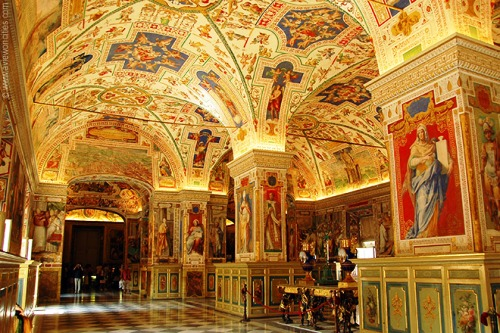 Vatican Museums -- Vatican City, Rome