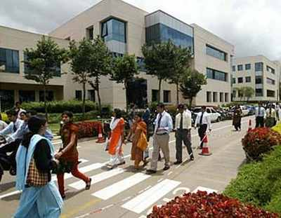 Bangalore absorbs 3rd of India's commercial space