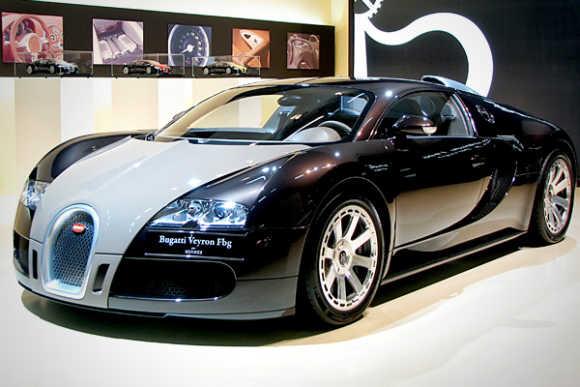 Bugatti Veyron EB 16.4.