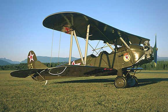 Polikarpov U-2/Po-2.