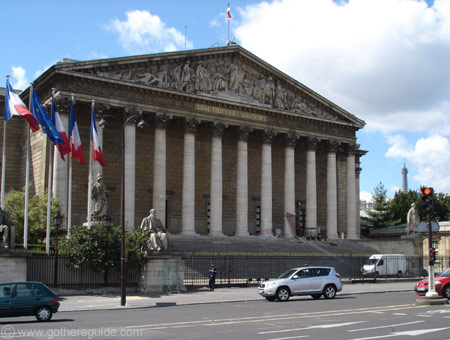 The French Parliament