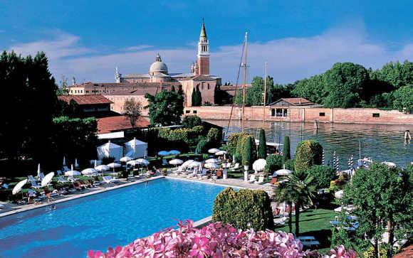Hotel Cipriani.