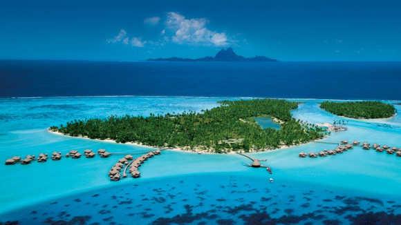 Le Tahaa Island Resort & Spa.
