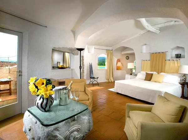 Hotel Cala di Volpe.