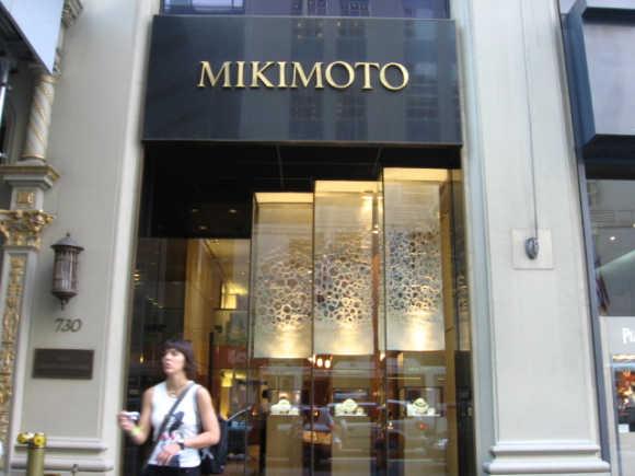 Mikimoto.
