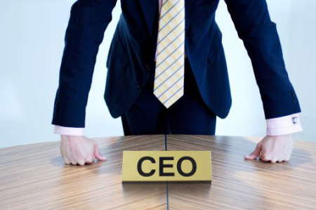 These are the CEOs that have lowest approval ratings.