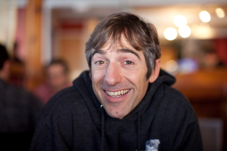 Mark Pincus has an approval rating of 50 per cent.
