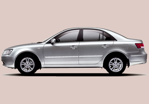 New Hyundai Sonata.