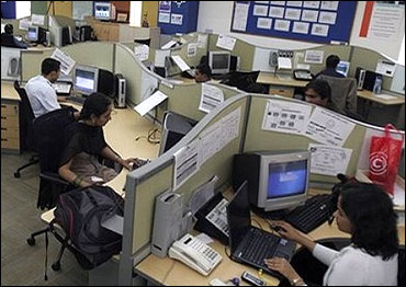 Embattled Indian IT firms adopt NEW growth strategies