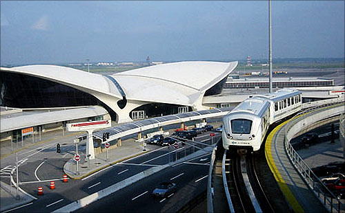 John F. Kennedy International Airport.