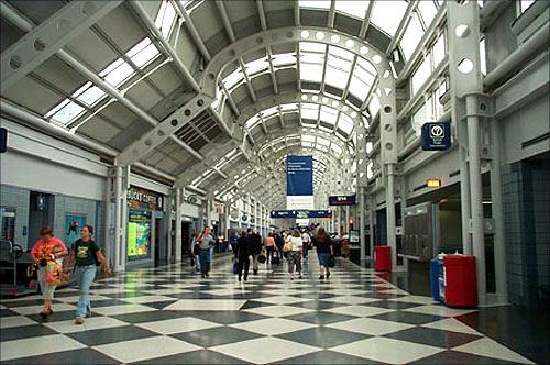 OHare International Airport.