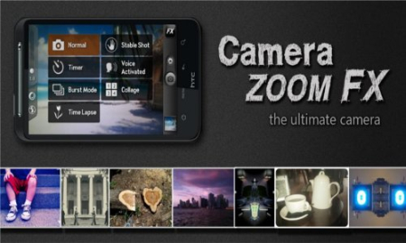 This is a comprehensive camera app.
