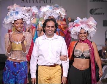 Designer Satya Paul
