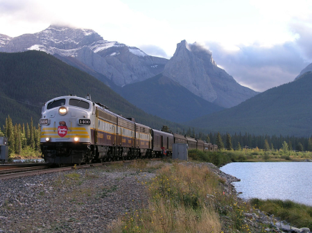 A typical excursion would be a 1,050 kilometre route.