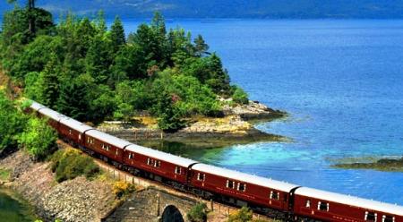 Royal Scotsman is a Scottish luxury charter train.