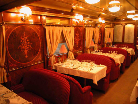 Al-Andalus is scheduled to return to the rails in May.