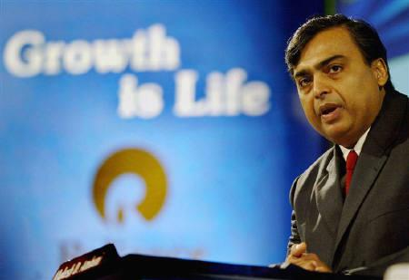 Mukesh Ambani.