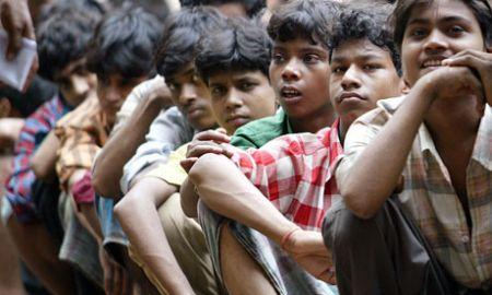 Child labour remains a big challenge.