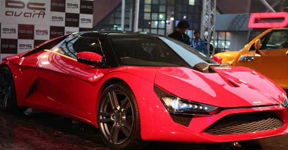 All About Avanti India S First Rs Lakh Supercar Rediff Com