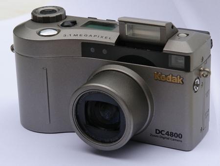 Kodak DC 4800.