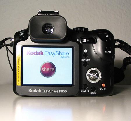 Kodak P850.