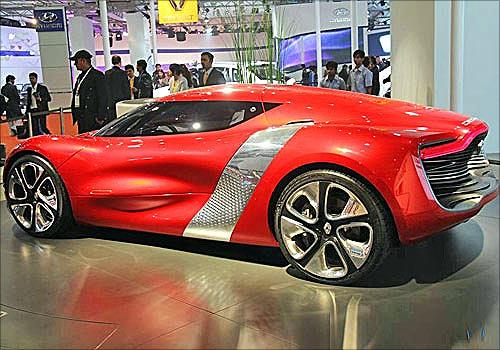 DeZir concept car.