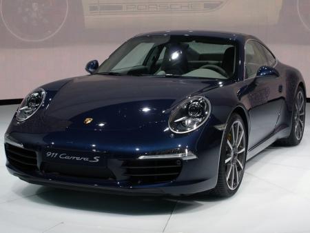 Porsche 991.