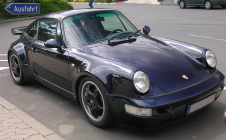 Porche 964 Turbo.