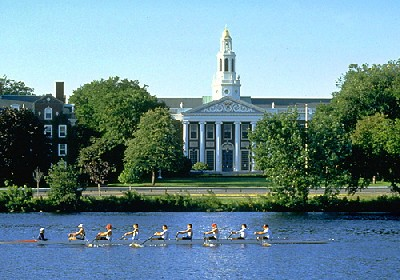 Rajat Gupta studied at the Harvard School of Business