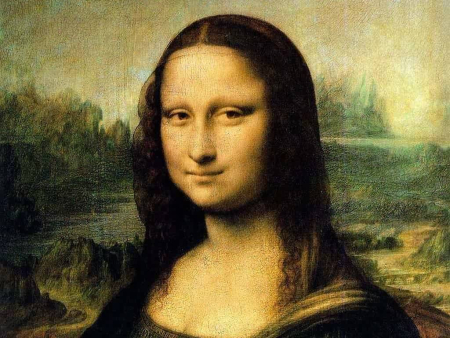 Art collectors don't mind spending millions of dollars on sought-after works. A painting of Mona Lisa.