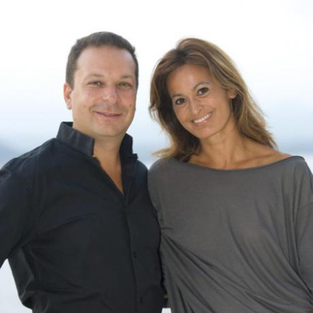 Steven and Chiara Rosenblum.