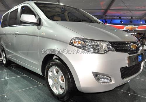 Chevrolet MPV.