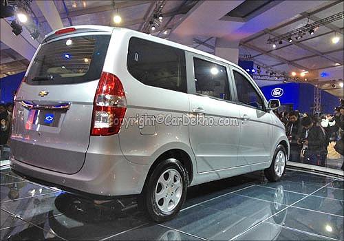 Chevrolet MPV Concept.