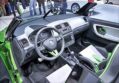 Skoda Octavia RS 2000.