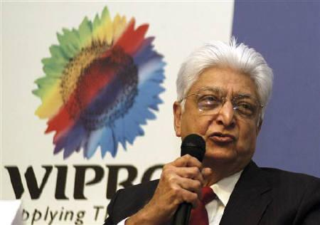Azim Premji says there is complete absence of decision making.