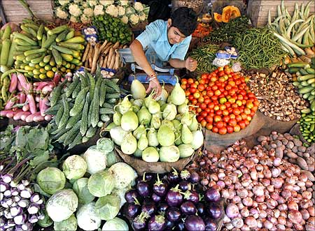 He says FDI in retail will help farmers.