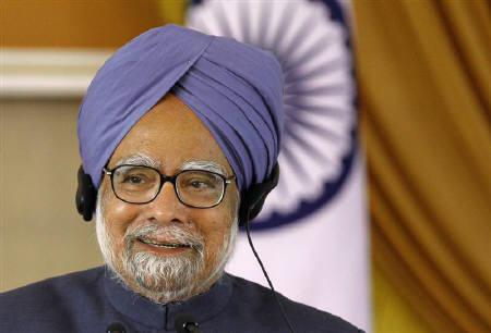 Parekh says Manmohan Singh has been a blessing for India.