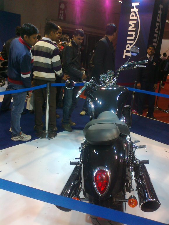 Beautiful cars sizzle at Auto Expo in Delhi