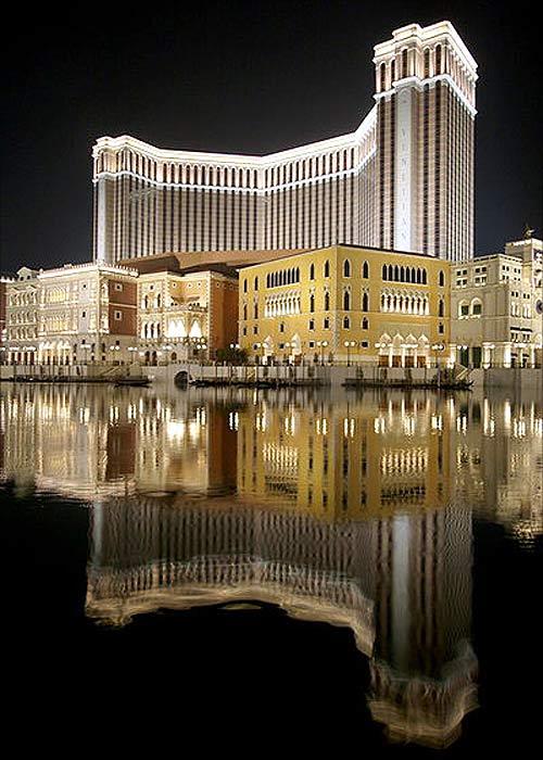 Venetian Macao.
