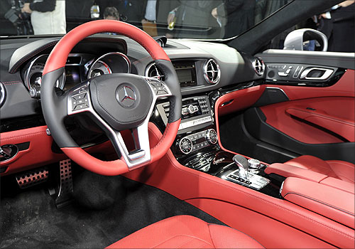 Mercedes-Benz 2013 SL-Class.