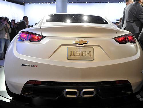 Chevrolet Tru 140-S concept car.