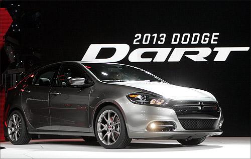 2013 Dodge Dart.