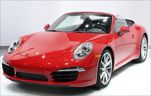 Porsche 2012 911.