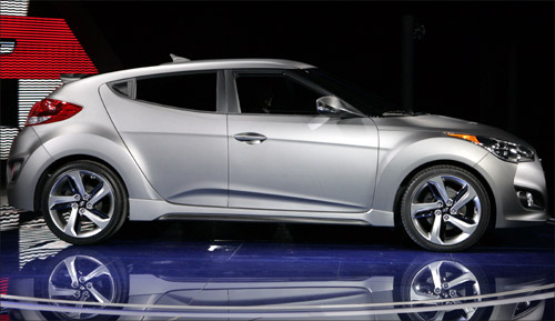 Hyundai Turbo Veloster.