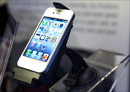 iProdock for iPhones.
